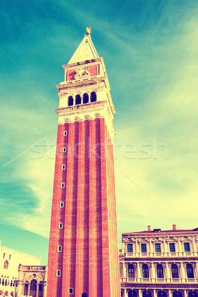 San Marco campanile Stock photo © vapi