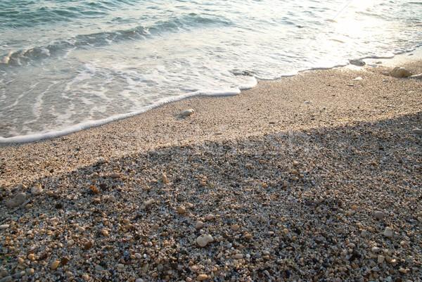 Sea sand beach  Stock photo © vapi