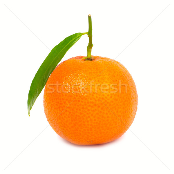 Orange mandarin Stock photo © vapi