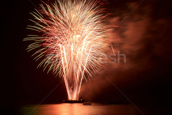 Fireworks, salute Stock photo © vapi