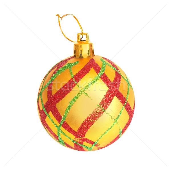 Christmas bauble. Stock photo © vapi