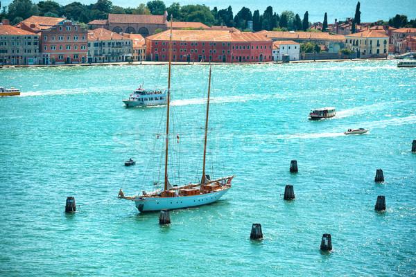 Grand Canal in Venice, Italy. Stock photo © vapi