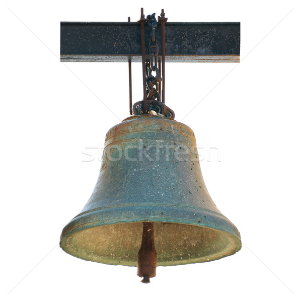 Bell from Notre Dame de Paris Stock photo © vapi