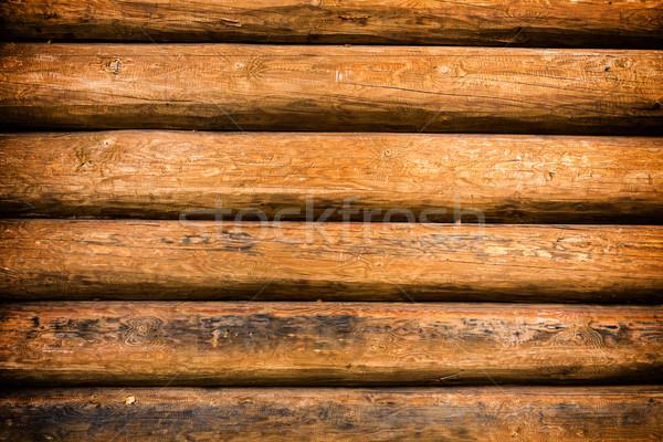 Starych tekstury puszka używany vintage Zdjęcia stock © vapi