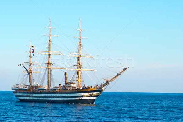 Sailing vessel Stock photo © vapi