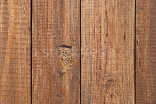 Fából készült textúra konzerv használt fenyő fa Stock fotó © vapi