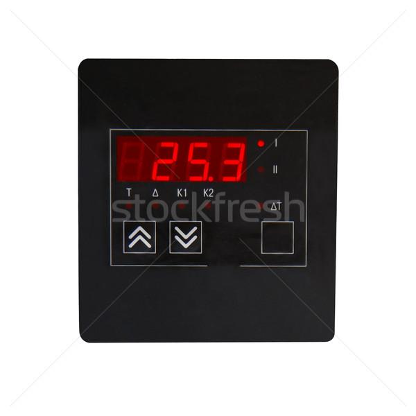 Measuring instrument ( self-balancing potentiometer) isolated on Stock photo © vapi