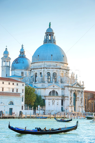 Grand Canal in Venice, Italy Stock photo © vapi