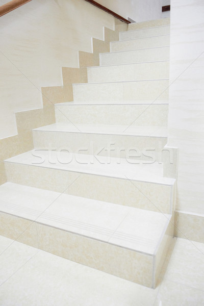 Marble staircase Stock photo © vapi