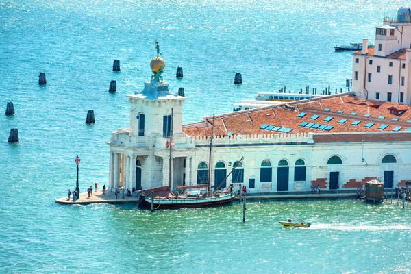Basilica Santa Maria in Venice Stock photo © vapi