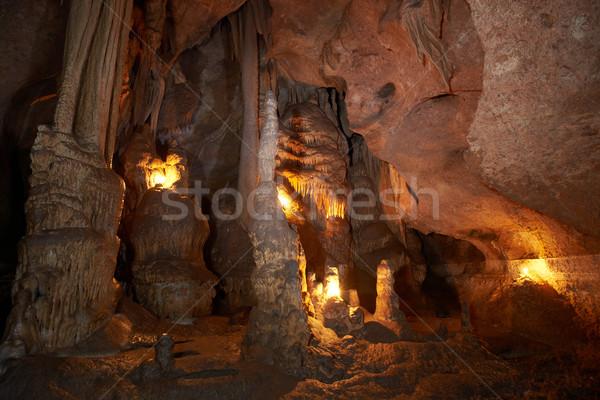 Inside the cave Stock photo © vapi