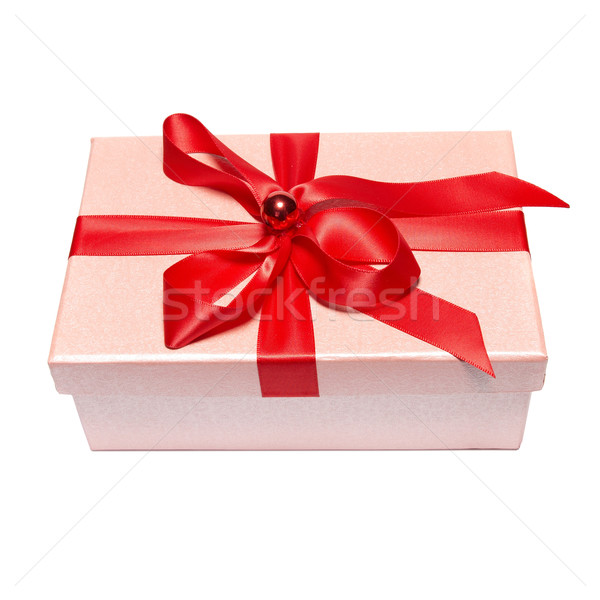 Gift box Stock photo © vapi