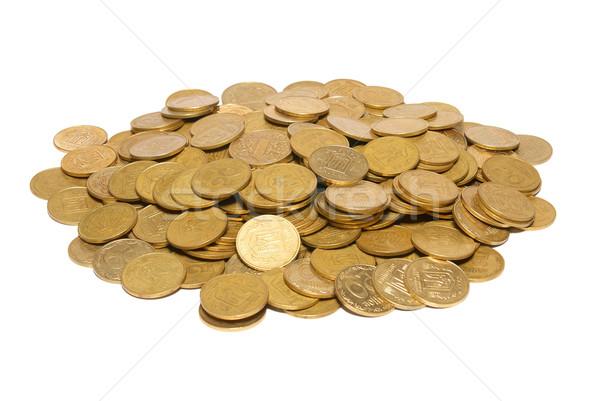 Heap of golden coins Stock photo © vapi
