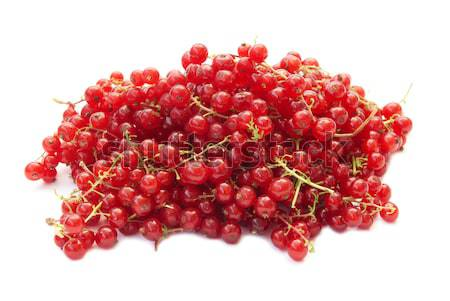 Pile of raspberries currants. Stock photo © vapi