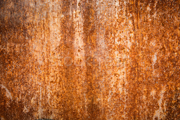 Rust texture on metal rusted surface Stock photo © vapi