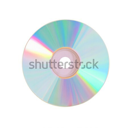 Compact disc Stock photo © vapi