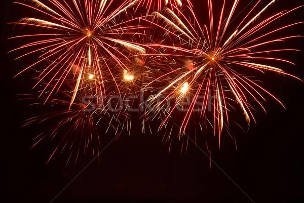 Firework Stock photo © vapi