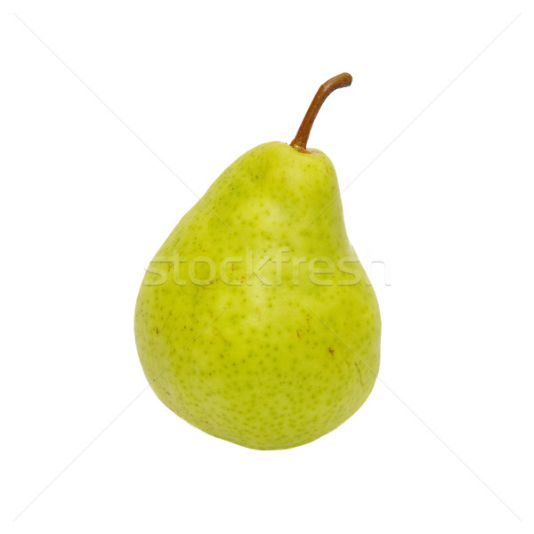 Green pear isolated on white. Stock photo © vapi