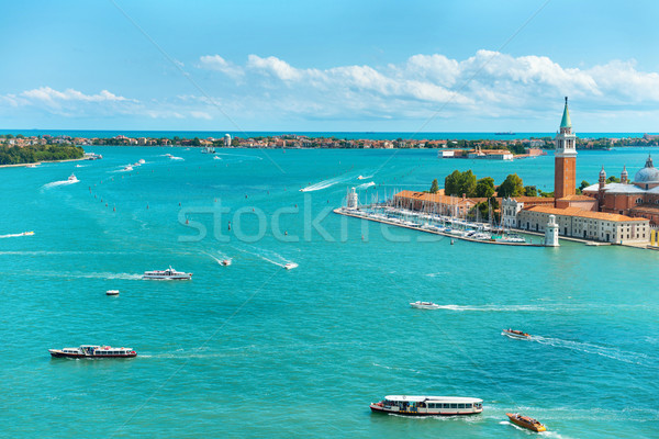 View of San Giorgio island Stock photo © vapi