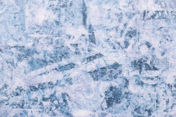 Blue marble texture Stock photo © vapi