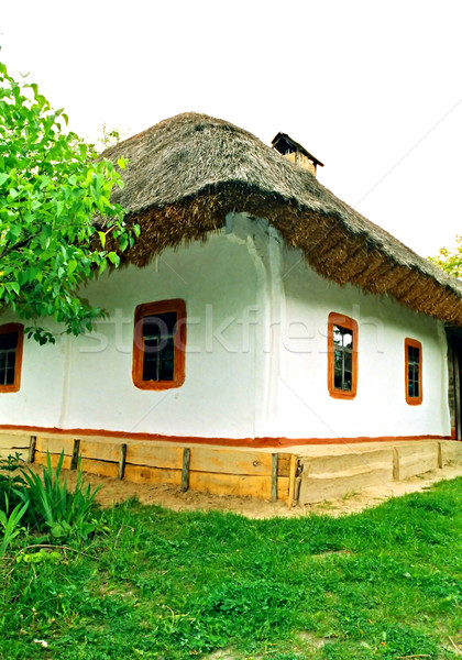 Village old house. Stock photo © vapi
