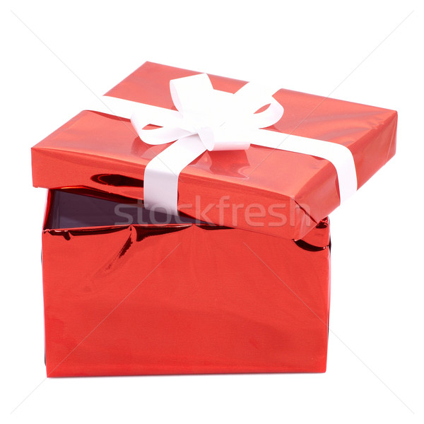 Open gift box Stock photo © vapi