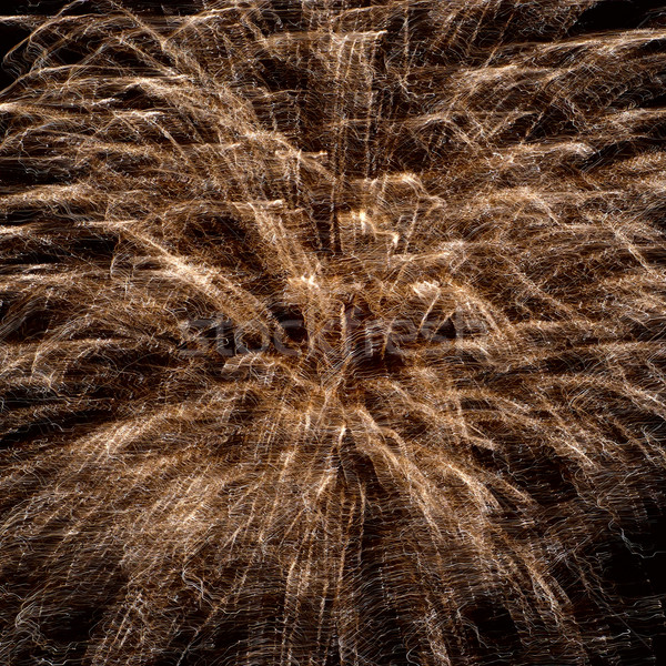 Abstract fireworks Stock photo © vapi