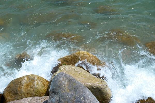 Sea stones  Stock photo © vapi