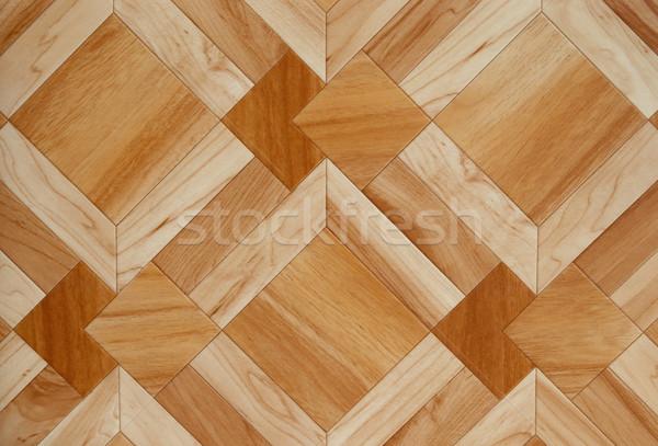 Fából készült minta papír építkezés fal absztrakt Stock fotó © vapi