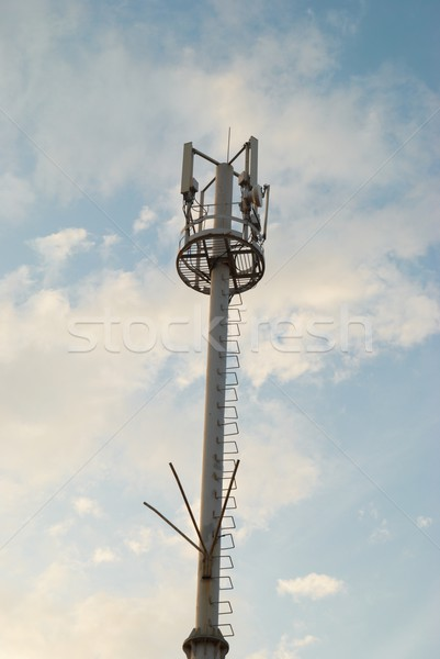 GSM antenna Stock photo © vapi