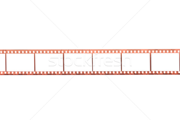 Photographic film with empty frames Stock photo © vapi