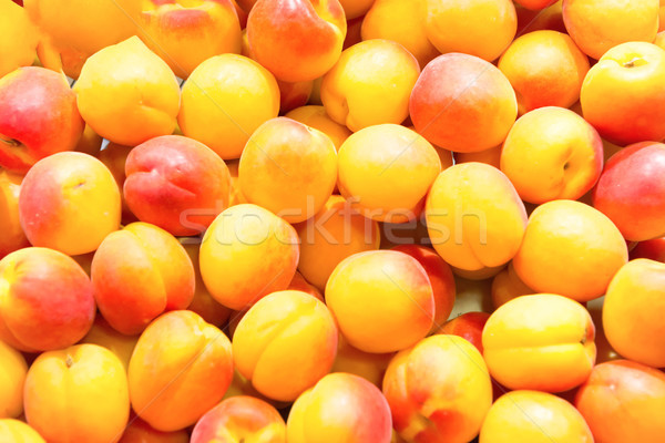 Muchos frescos granja mercado maduro frutas Foto stock © vapi