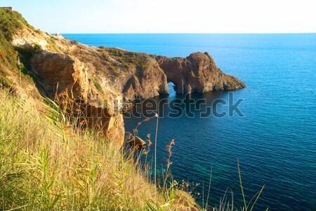 Stock photo: Sea landscape