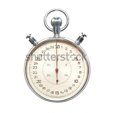Stopwatch Stock photo © vapi