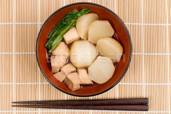 Japanese stewed Stock photo © varts