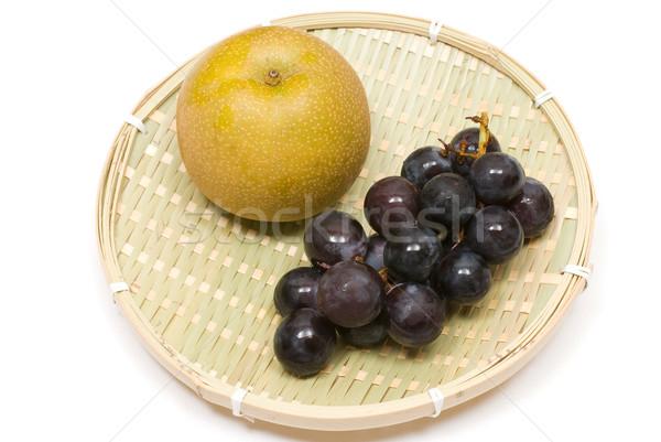 Autumn fruit Stock photo © varts