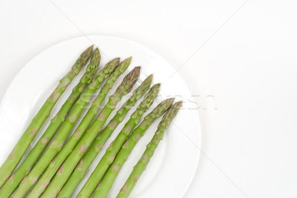 Asparagus Stock photo © varts