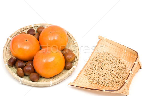 Autumn harvest Stock photo © varts