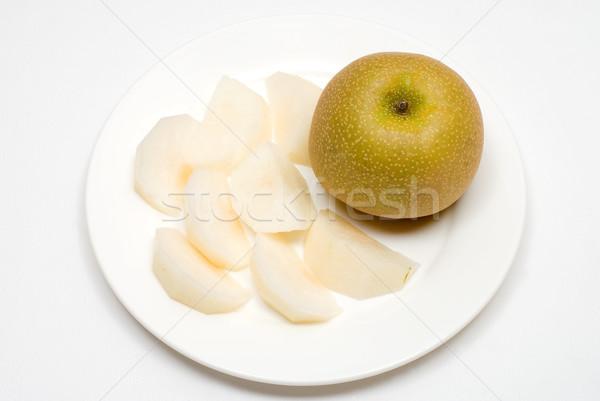 Asian pear Stock photo © varts