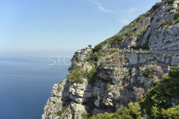 Landscapes of southern Italy Stock photo © vavlt