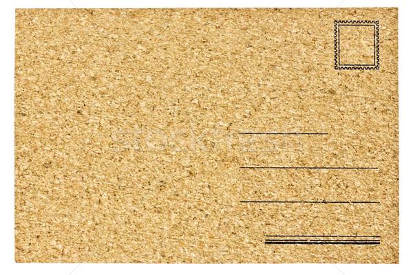 cork oak postcard Stock photo © vavlt