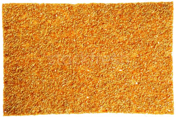 Zout textuur zout geïsoleerd Stockfoto © vavlt
