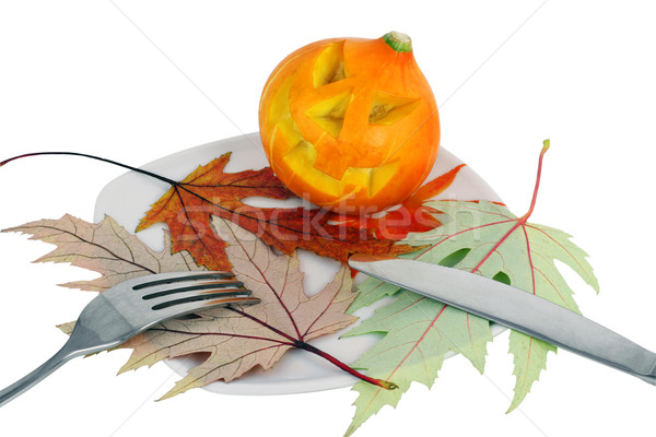 Morning after Halloween Stock photo © vavlt
