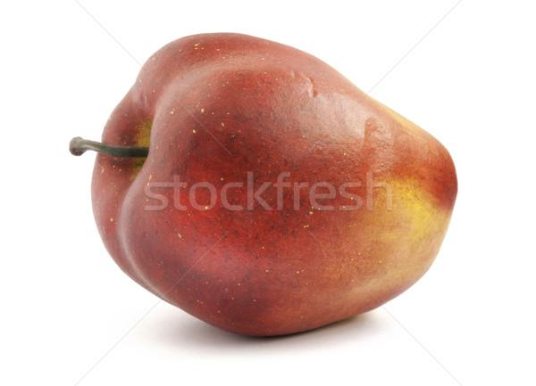 Plastic artificial apple fruit Stock photo © vavlt