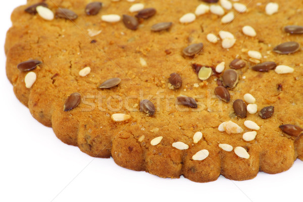 Cookies with nutlets Stock photo © vavlt