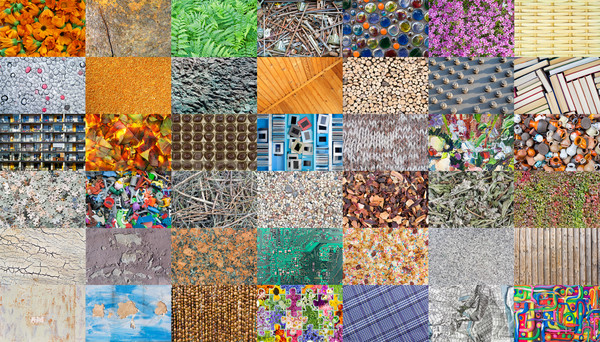 Stockfoto: Mozaiek · natuurlijke · handgemaakt · texturen · alle