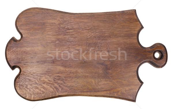 дуб старые изолированный баннер совета древних Сток-фото © vavlt