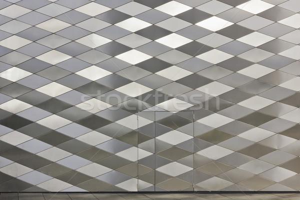 diamond-shaped panels texture Stock photo © vavlt