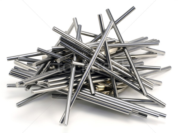 Metal chaos wraz projektu streszczenie Zdjęcia stock © vavlt