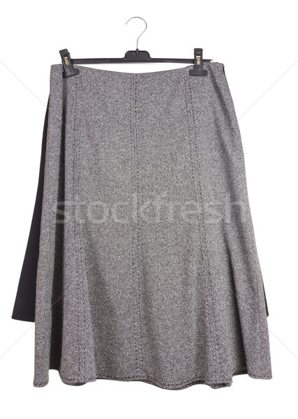 women's skirts hang on a hanger Stock photo © vavlt